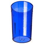 Carlisle 550147 5-oz Stackable Tumbler - Plastic, Royal Blue