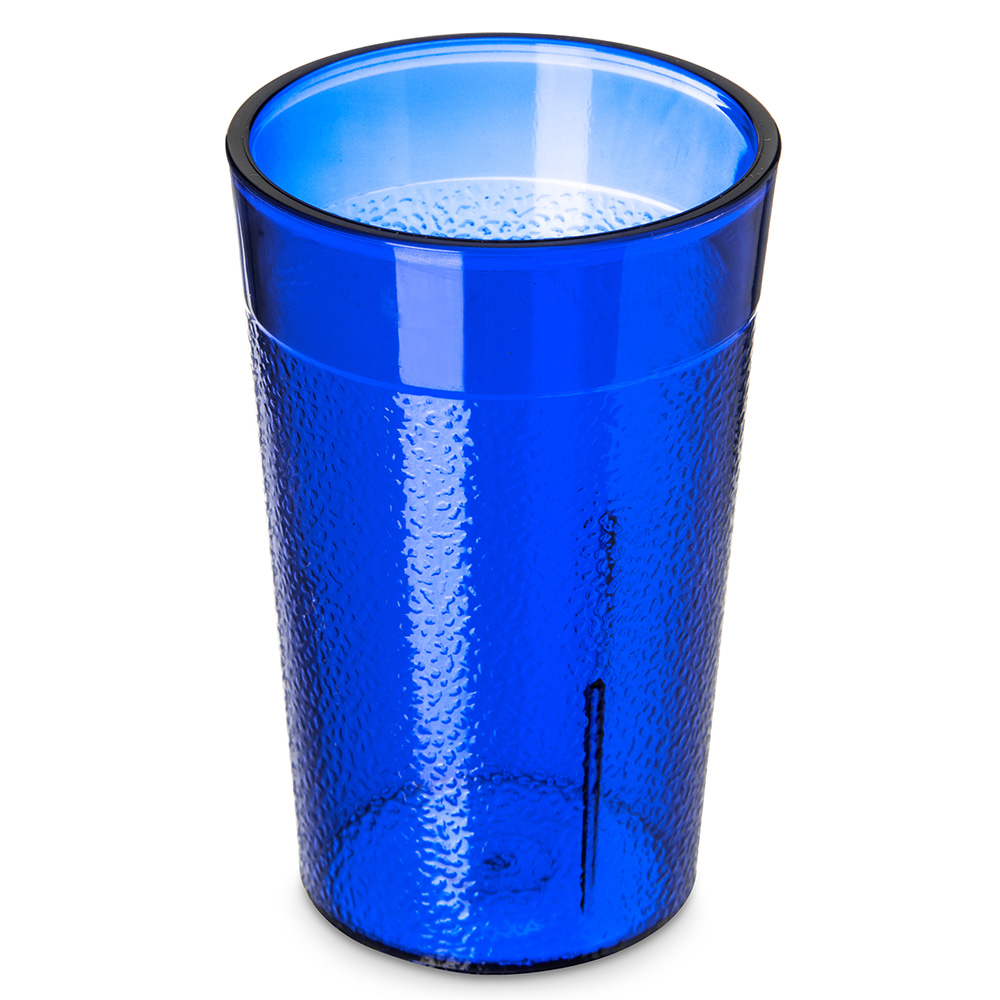 Carlisle 550147 5-oz Stackable Tumbler - Royal Blue