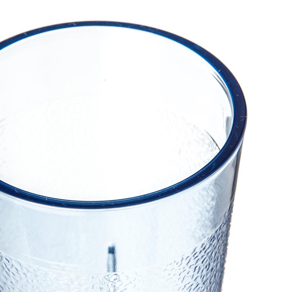 Carlisle 550154 5-oz Stackable Tumbler - Plastic, Blue