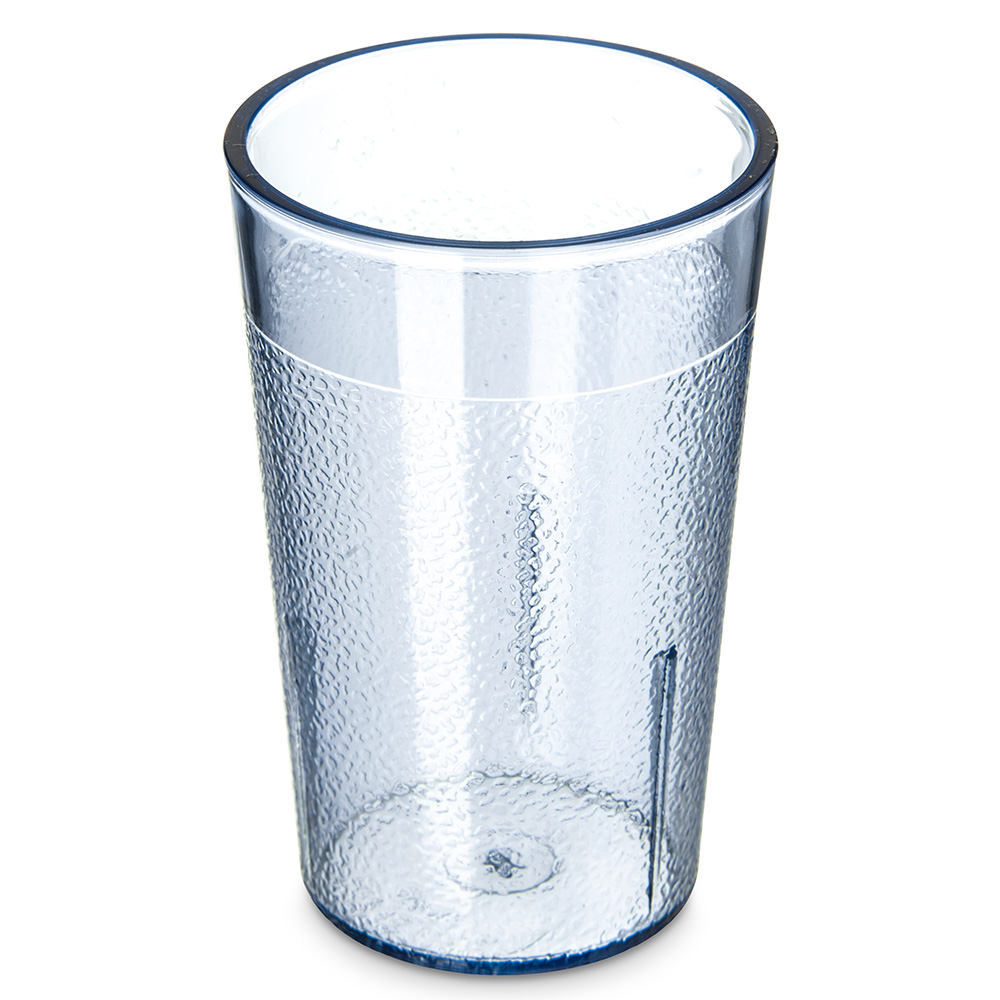 Carlisle 550154 5-oz Stackable Tumbler - Blue
