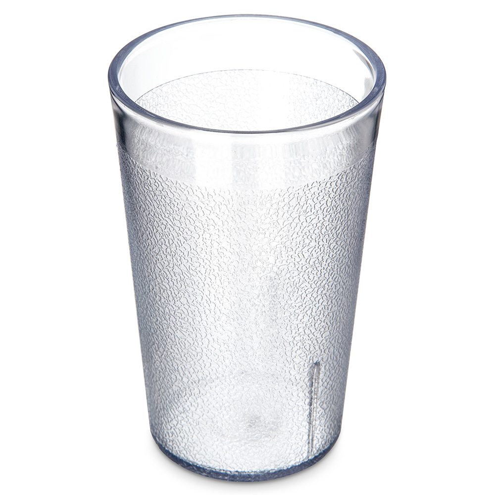 Carlisle 5506-207 9-1/2-oz Stackable Tumbler - Clear