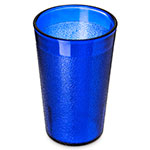Carlisle 550647 9.5-oz Stackable Tumbler - Polycarbonate, Royal Blue