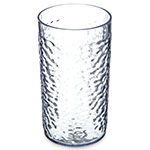 Carlisle 551707 Pebble Optic Tumbler, 16 oz., SAN, Clear