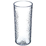 Carlisle 551907 Pebble Optic Tumbler, 20 oz., SAN, Clear
