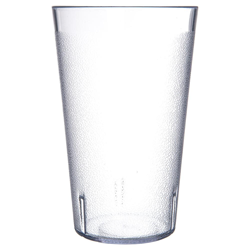 Carlisle 5532-207 32-oz Stackable Tumbler - Plastic, Clear