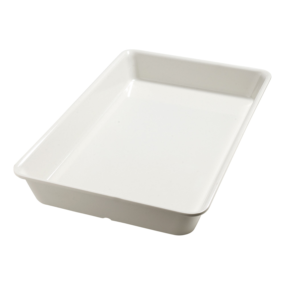 "Carlisle 5552237 Full-Size Balsam Displayware Pan - 2-1/2"" D,"