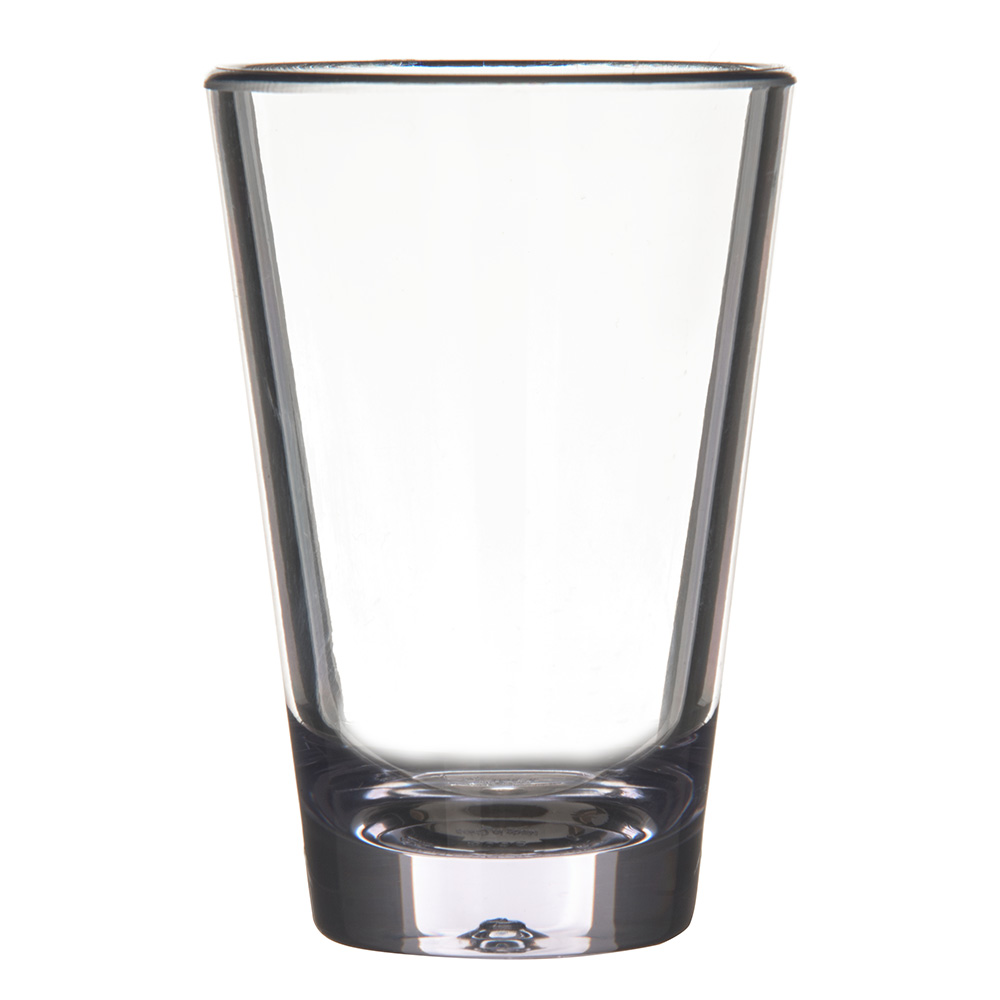 Carlisle 560307 3-oz Alibi Shooter/Mini Dessert Glass - SAN, Clear