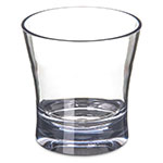 Carlisle 561207 12-oz Alibi Double Old Fashioned Glass - SAN, Clear