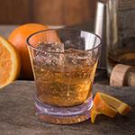 Carlisle 561207 12-oz Alibi Double Old Fashioned Glass - SAN, Clear