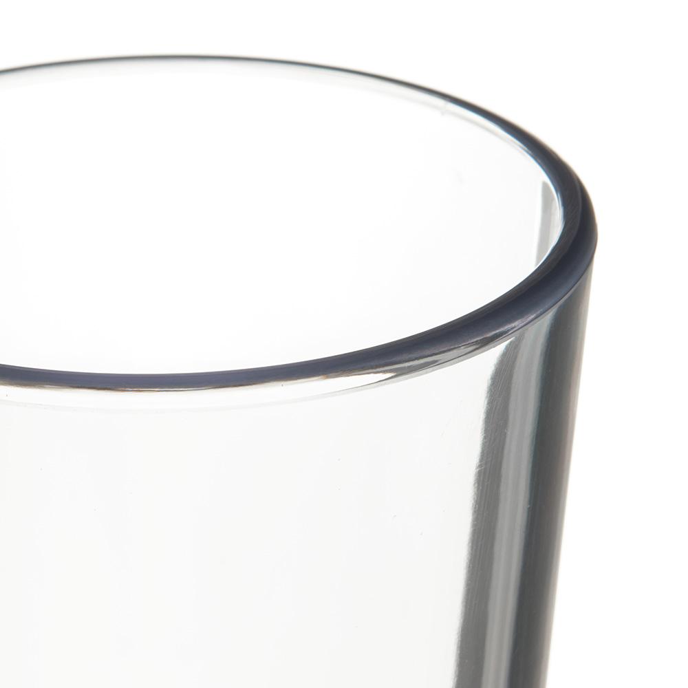 Carlisle 561607 16-oz Alibi Pint/Mixing Glass - SAN, Clear