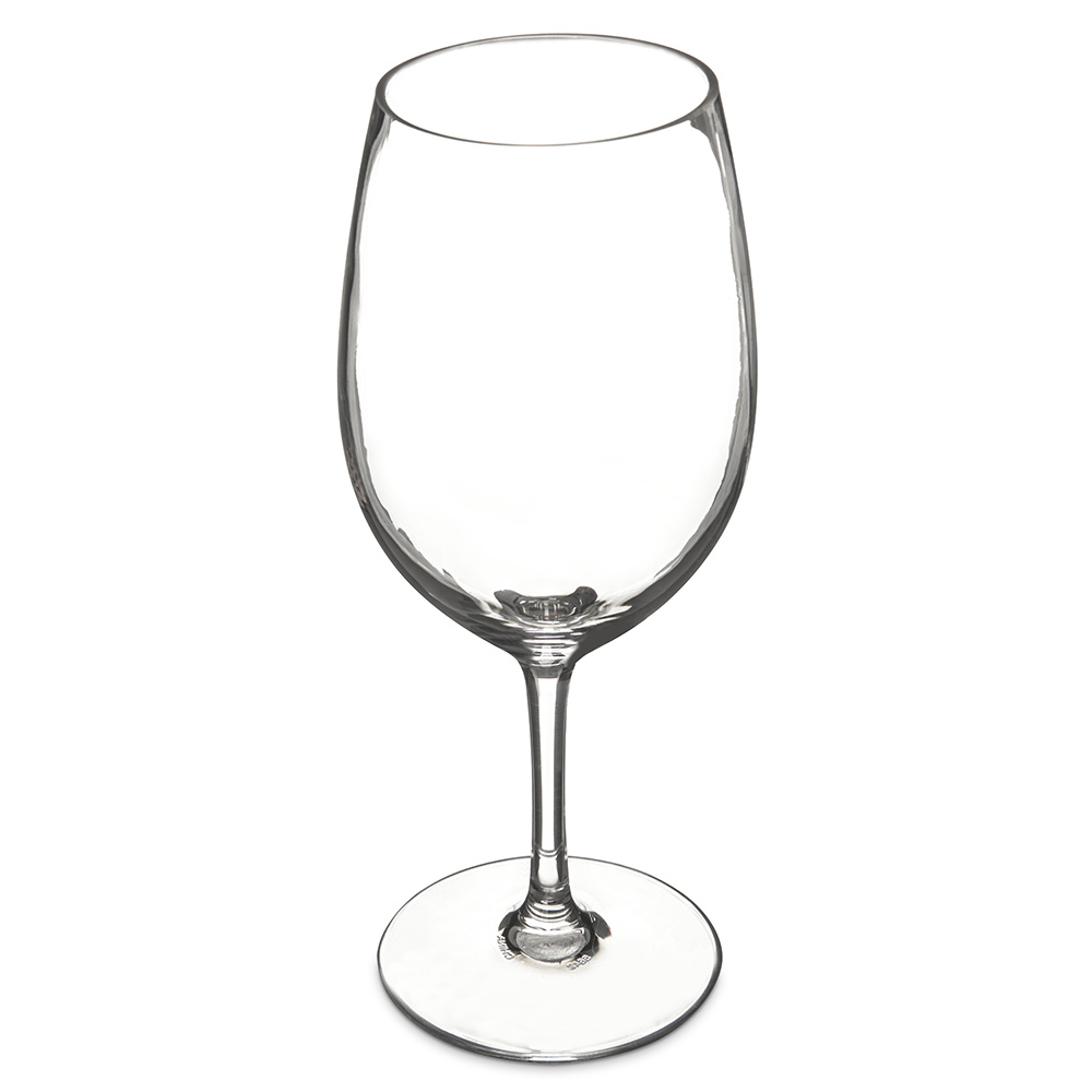 Carlisle 5642-07 20-oz Alibi Red Wine Glass - Polycarbonate, Clear