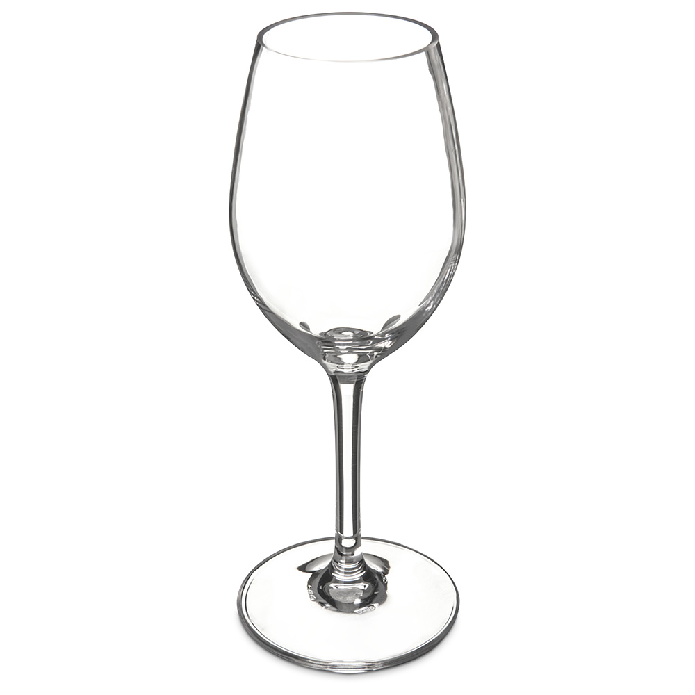 Carlisle 5643-07 11-oz Alibi White Wine Glass - Polycarbonate, Clear