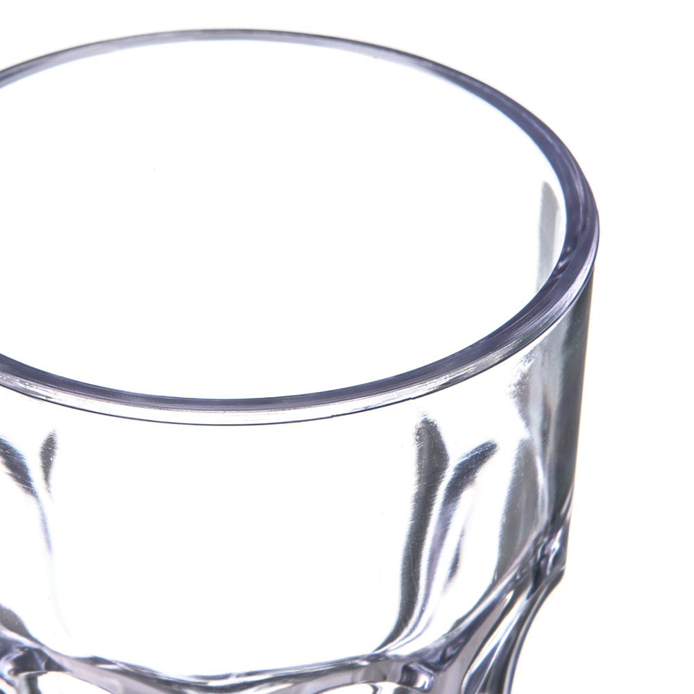 Carlisle 580607 6-oz Louis Tumbler - Clear