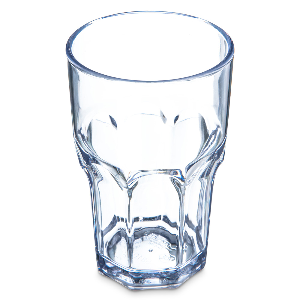 Carlisle 581007 10-oz Louis Tumbler - Clear