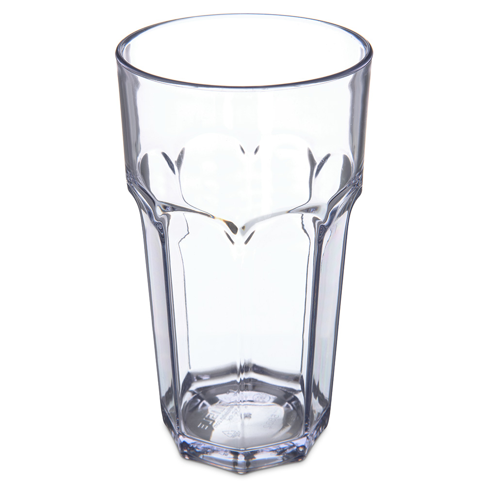 Carlisle 583207 32-oz Louis Tumbler - Clear