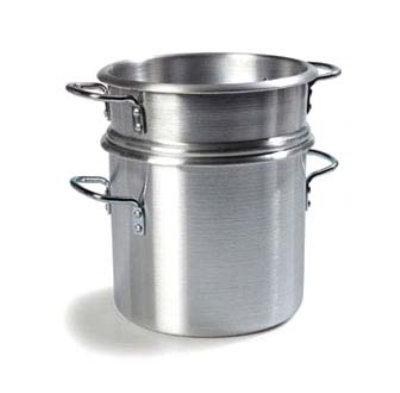 Carlisle 60133 12-qt Double Boiler Insert NSF Aluminum Restaurant Supply
