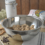 Carlisle 601405 5-qt Classic Mixing Bowl - Stainless Steel