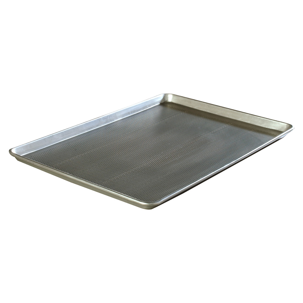 Carlisle 601828 Full-Size Perforated Sheet Pan - 18 ga Aluminum