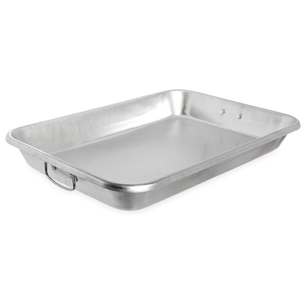 Carlisle 601923 19-qt Bake Pan - 17-ga Aluminum