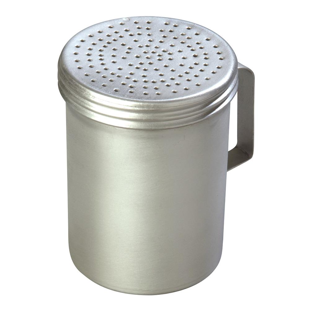 """Carlisle 6031 2.75"""" Round Dredge w/ 11.5-oz Capacity, Aluminum"""