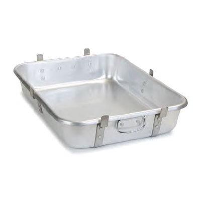 """Carlisle 60345 26-qt Roasting Pan - 18"""" x 24"""", Aluminum"""