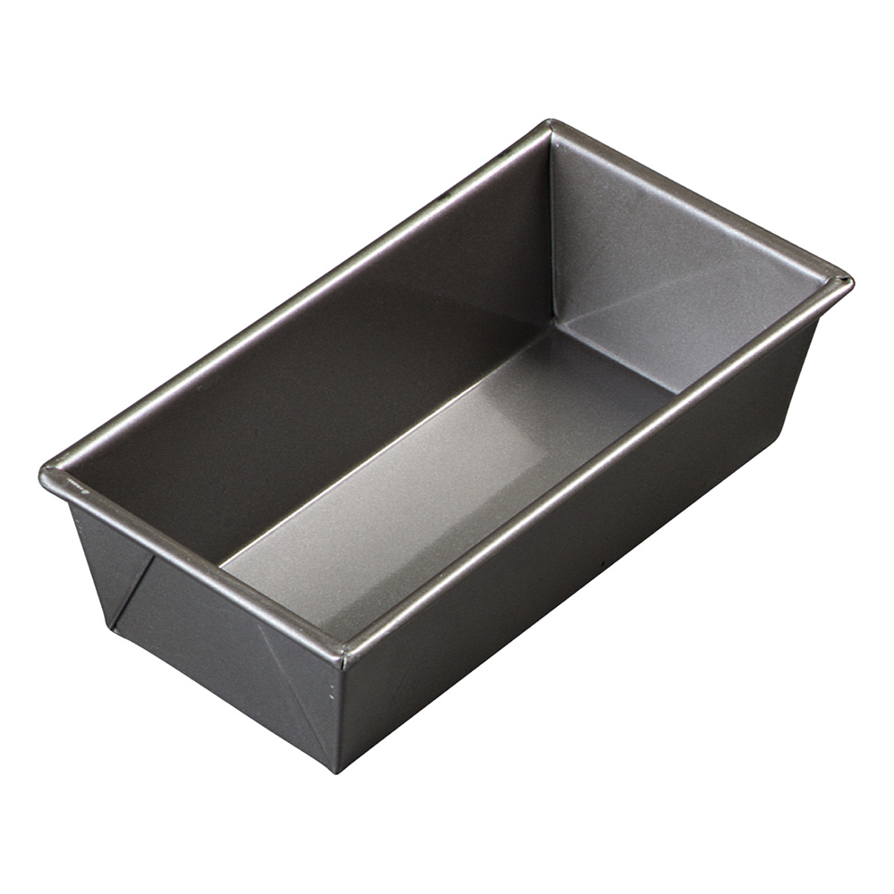 Carlisle 604144 1-lb Loaf Bread Pan - Aluminized Steel