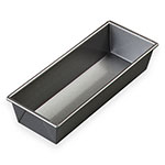 Carlisle 604174 1-1/2-lb Loaf Bread Pan - Aluminized Steel