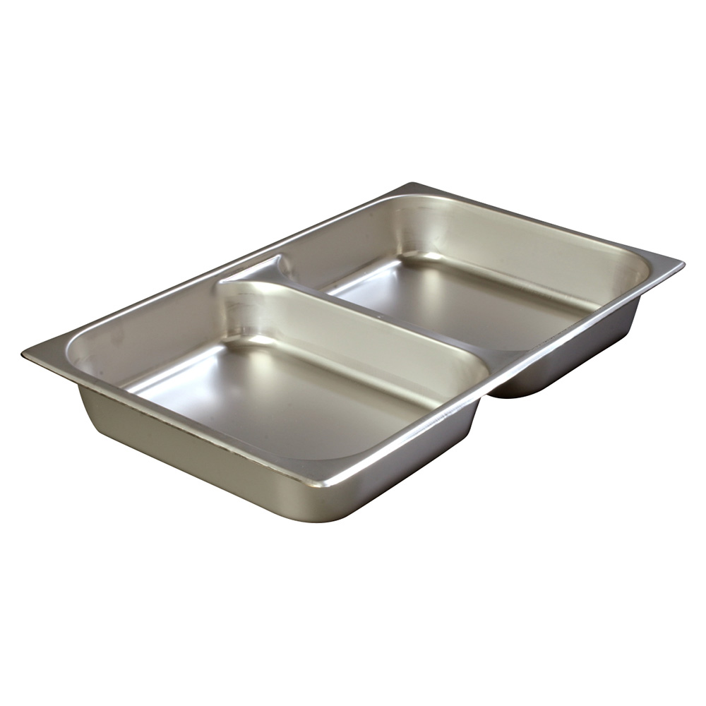 Carlisle 607002D Full-Sized Steam Pan, Stainless