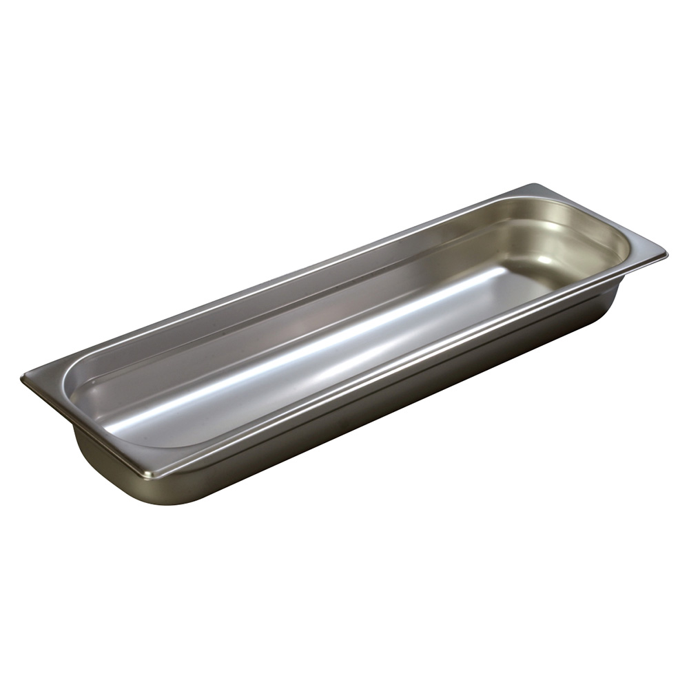 Carlisle 60700HL2 Half-Sized Steam Pan, Stainless