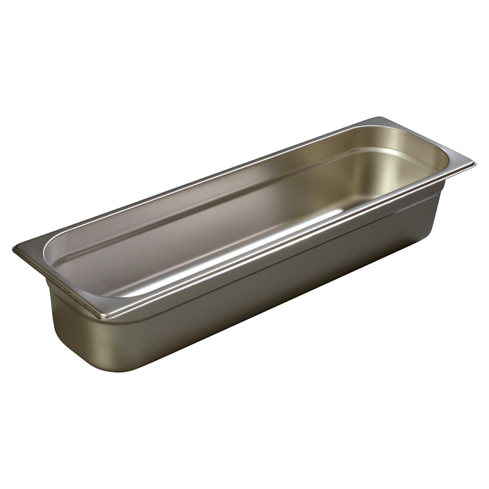 Carlisle 60700HL4 Half-Sized Steam Pan, Stainless