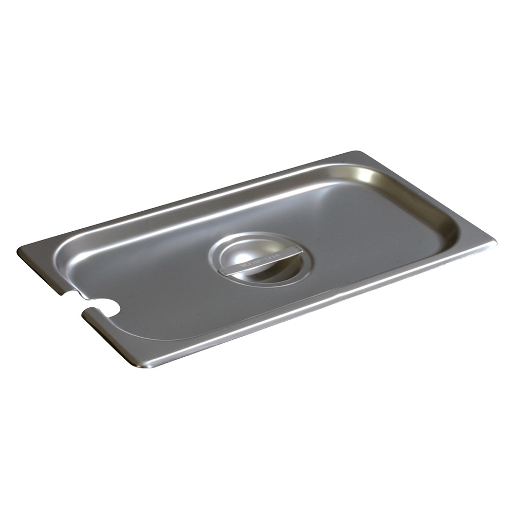 Carlisle 607130CS Third-Size Steam Pan, Stainless
