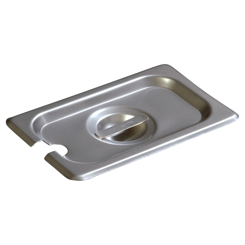 Carlisle 607190CS Ninth-Size Steam Pan Cover, Stainless