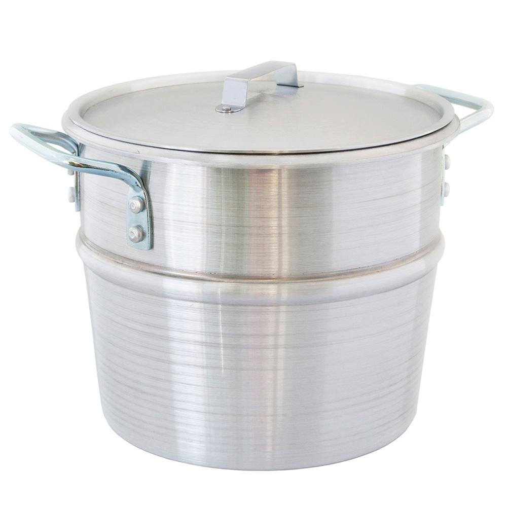 "Carlisle 60910C 10"" Round Fry Pan Cover - Domed, Aluminum"