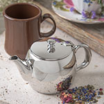 Carlisle 609155 14-oz Tea Server - Stainless