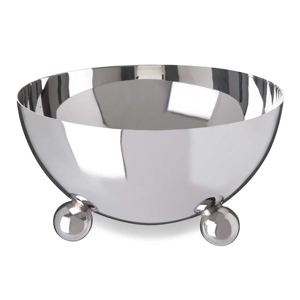 Carlisle 609171 20-oz Display Serving Bowl - Stainless Steel