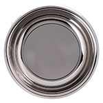 """Carlisle 609208 9.25"""" Round Dual Angle Bowl w/ 2.5-qt Capacity, Stainless"""