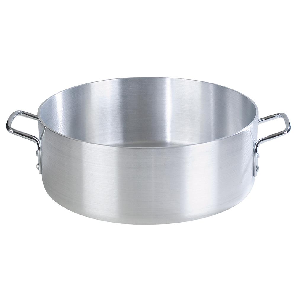 Carlisle 61120 20-qt Brazier Pan - Aluminum