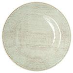 "Carlisle 6400106 11"" Grove Dinner Plate - Melamine, Buff"