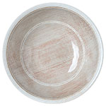 Carlisle 6400570 20-oz Grove Soup Bowl - Melamine, Adobe