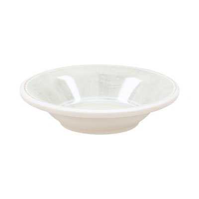 Carlisle 6401746 5.2-qt Grove Large Serving Bowl - Melamine, Jade