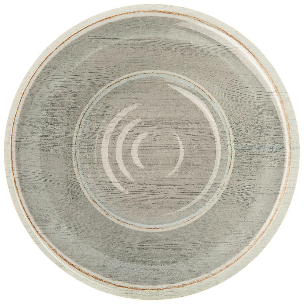 "Carlisle 6401918 4.25"" Round Fruit Bowl w/ 5-oz Capacity, Melamine, Smoke Gray"