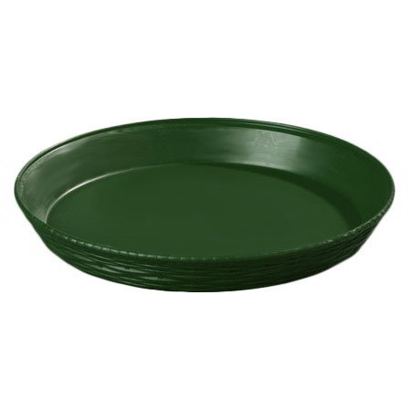 Carlisle Food Service 652609 WeaveWear Basket 12 in Round High Density Polypropylene Green Restaurant Supply