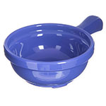 Carlisle 700614 8-oz Handled Soup Bowl -  Ocean Blue