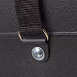 Carlisle 711203 Replacement Strap for Booster Seat - Nylon, Black