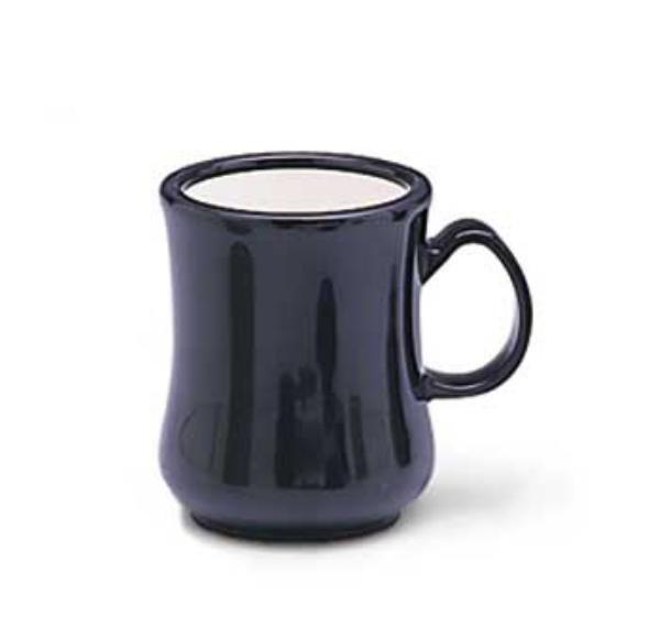 Carlisle 800411 Coffee Mug - 8 oz. - Walnut