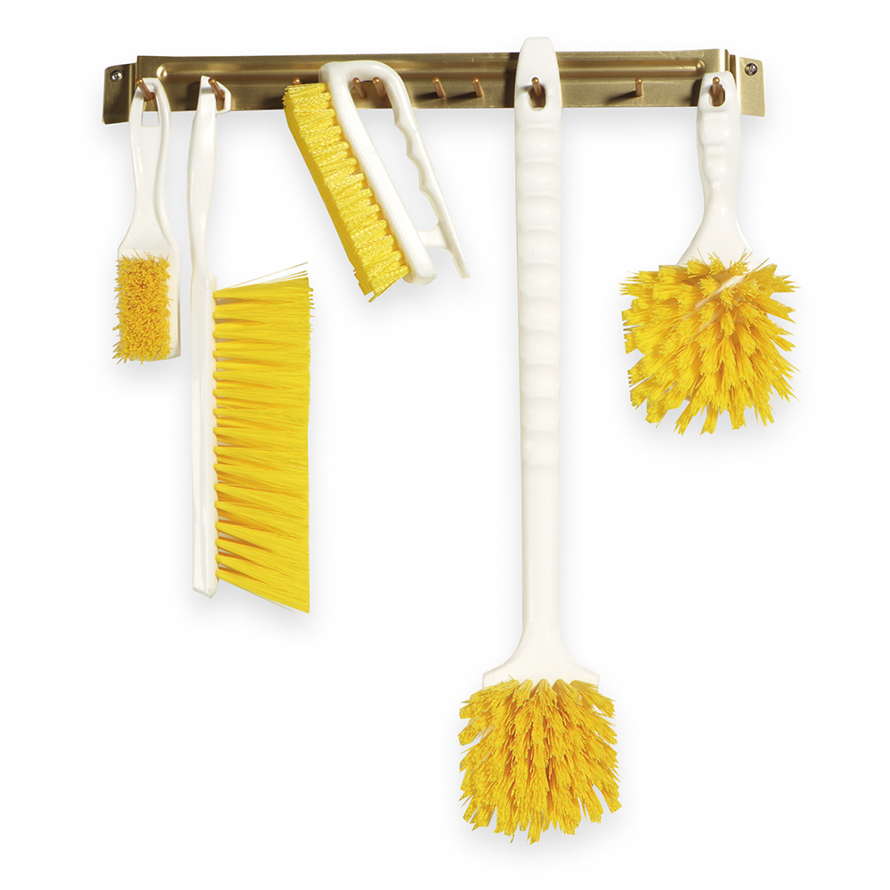 Carlisle 991139 Bakery Cleaning Kit - Yellow