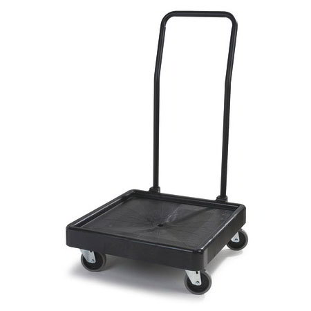 Carlisle C223703 EZ Glide Push Dolly Handle - Black
