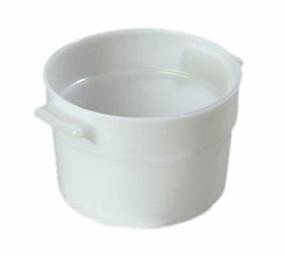 Carlisle 020002 2-qt Round Bain Marie Container - White