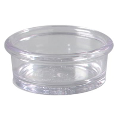 Carlisle Food Service 036207 2-1/2-oz Ramekin SAN NSF Clear Restaurant Supply