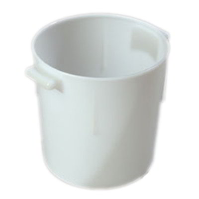 Carlisle 060002 6-qt Round Bain Marie Container - White